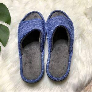 isotoner Shoes - 3/$30 Isotoner Royal Blue Sandal Slippers